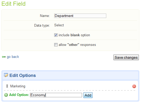 Add a field in mailRelate