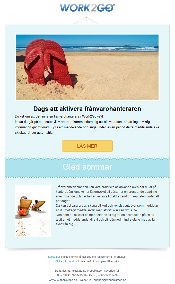Examples Of Newsletters Mailrelate